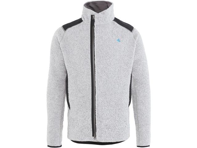 Klättermusen Skoll Zip Jacket Herr light grey